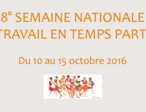 8ème Semaine Nationale du Travail en Temps Partagé du 10 au 15 octobre 2016
