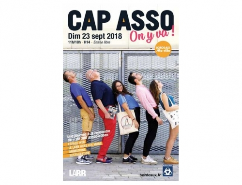 CTP GUYENNE s'invite à CAP Associations le 23 septembre